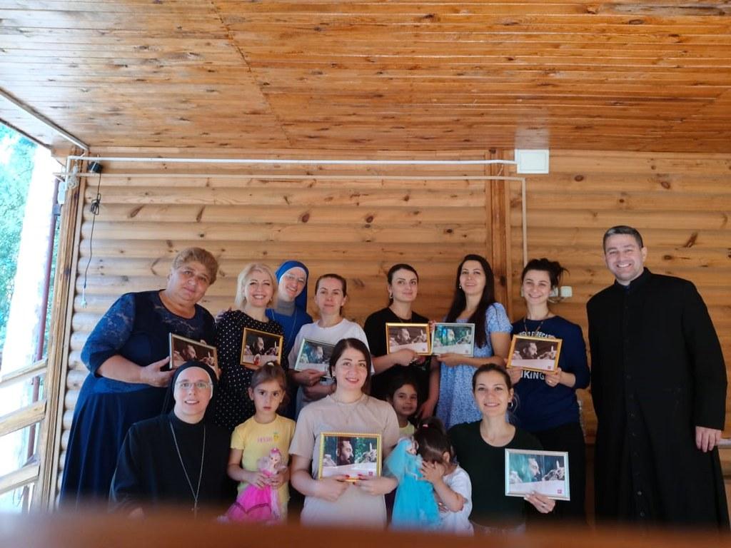Rusia - Campamento de mujeres en Ulyanovsk