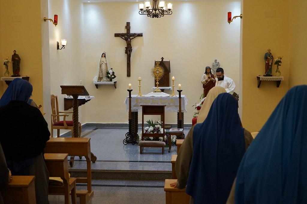 Egipto - Fiesta del Sagrado Corazón de Jesús en la Ciudad de la Caridad