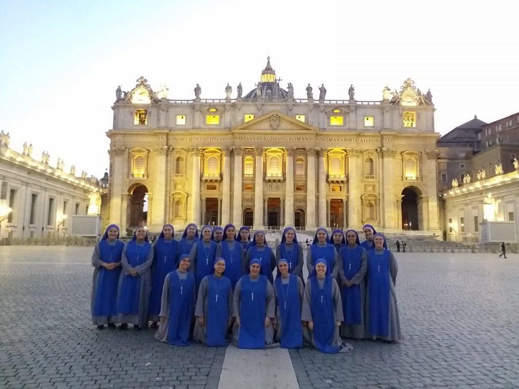 Italia - Casa Procura en la Basílica San Pedro