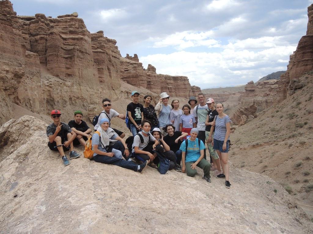 Kazajstán - Salida a la montaña