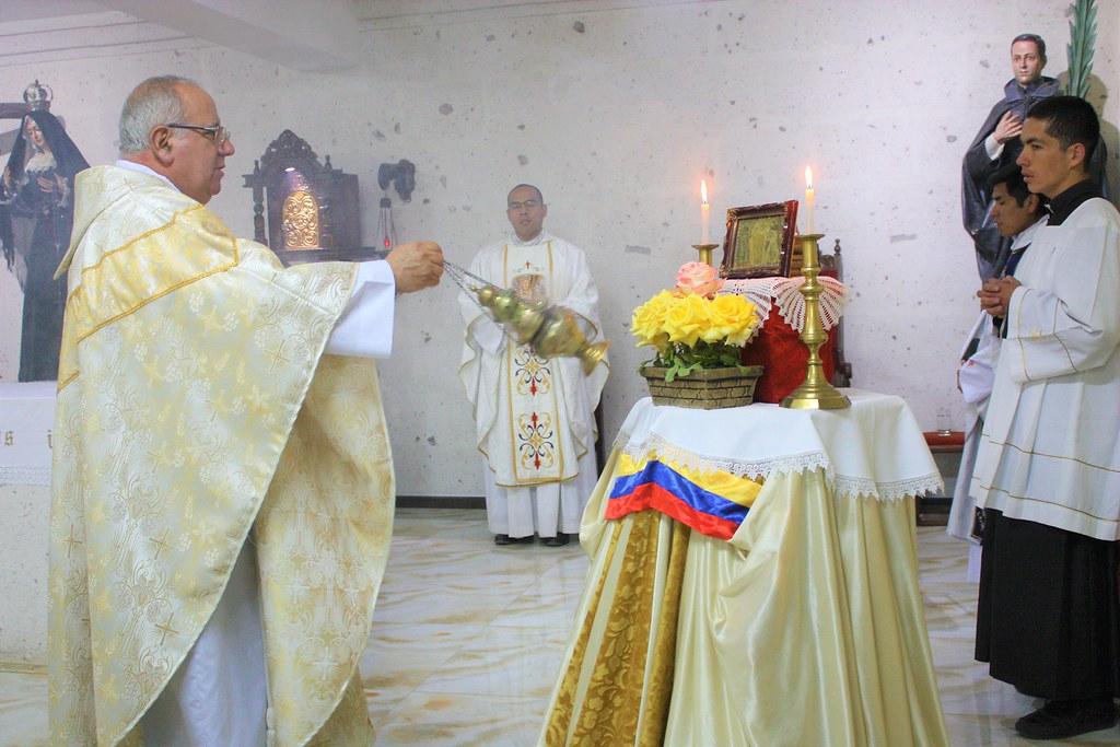 Perú - Día de la Virgen de Chiquinquirá