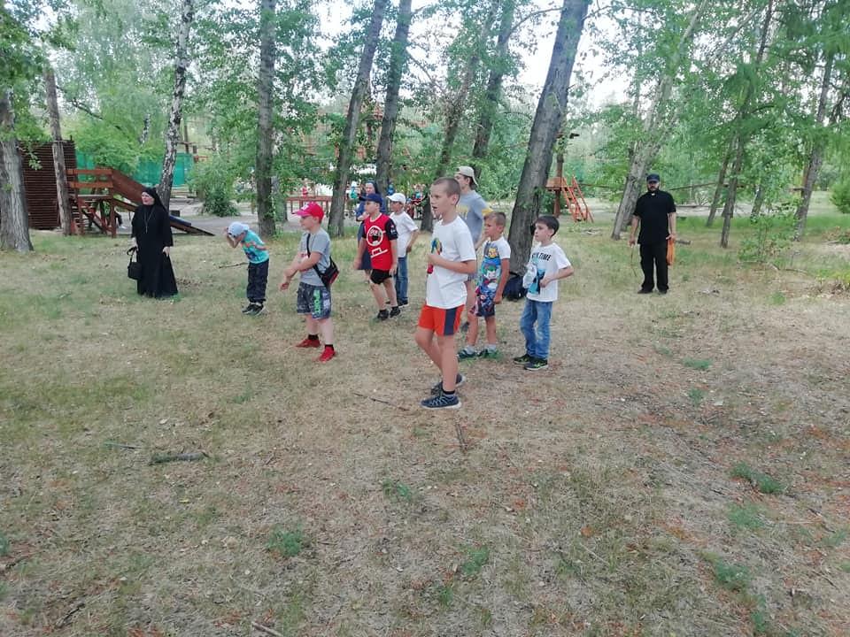 Rusia – Día del niño en Omsk