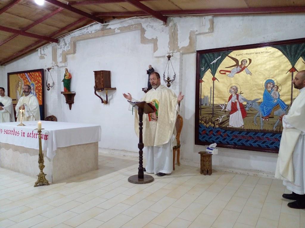 Egipto - Fiesta del Sagrado Corazón de Jesús en el Hogar