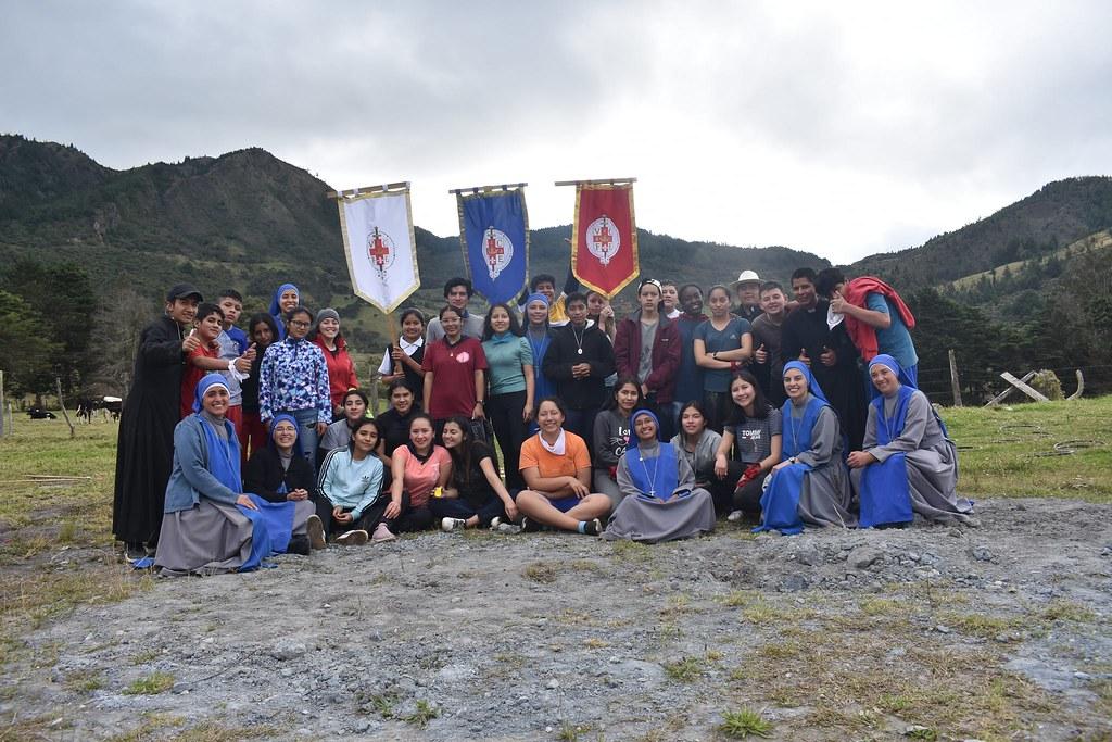 Ecuador - Campamento de jóvenes