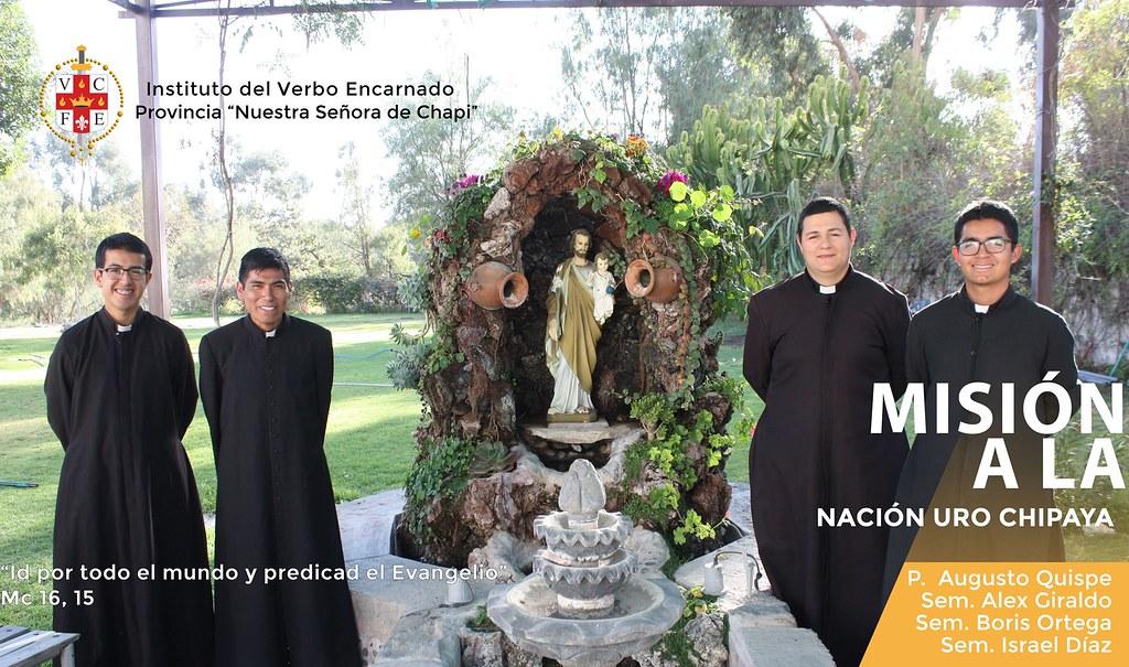 Perú - Misión a Bolivia