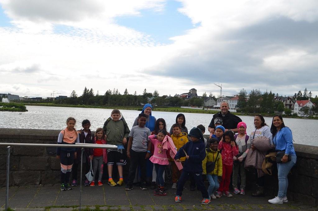 Islandia - Salida con los niños