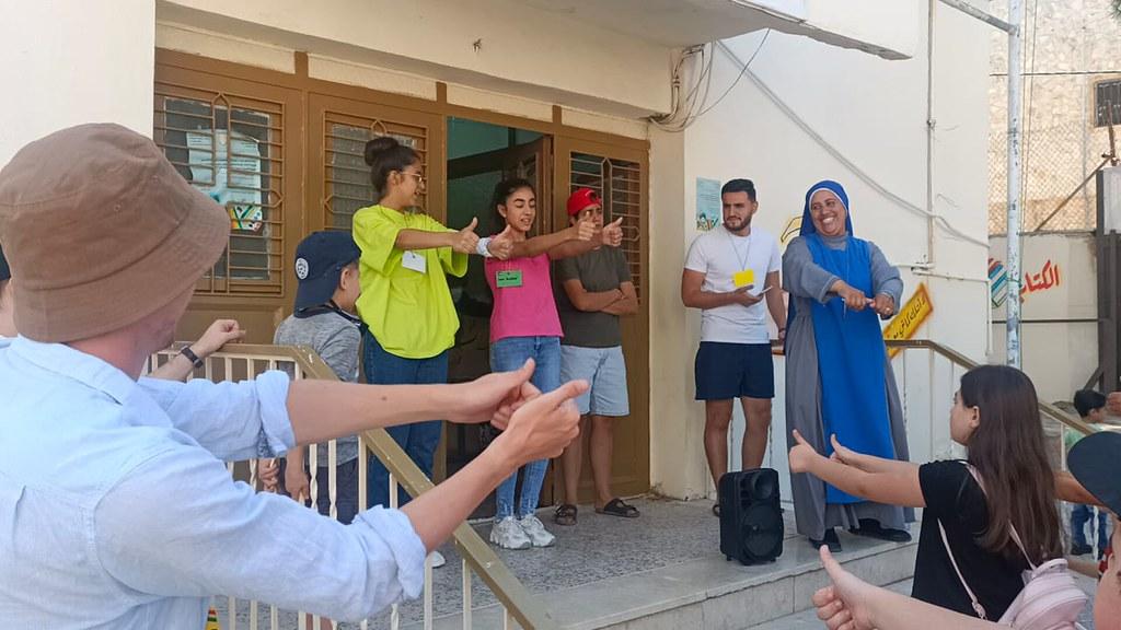 Jordania - Escuela de Verano en Anjara