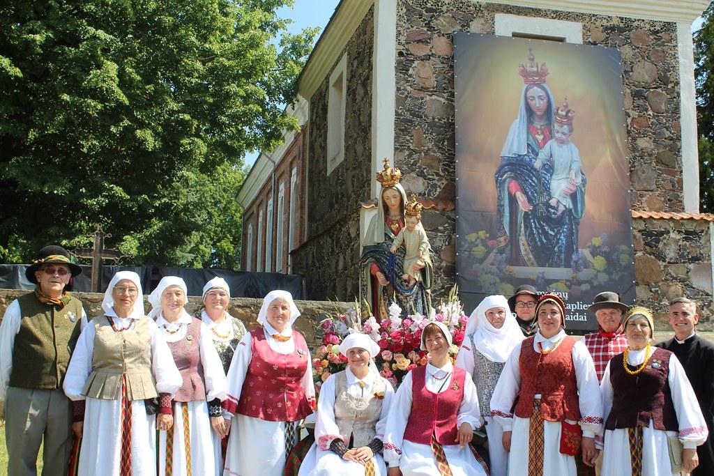 Lituania - Fiesta de la Virgen del Carmen