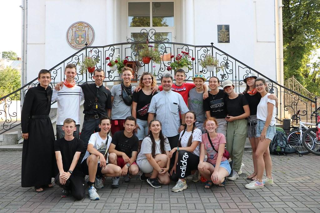 Ucrania - Campamento de jóvenes