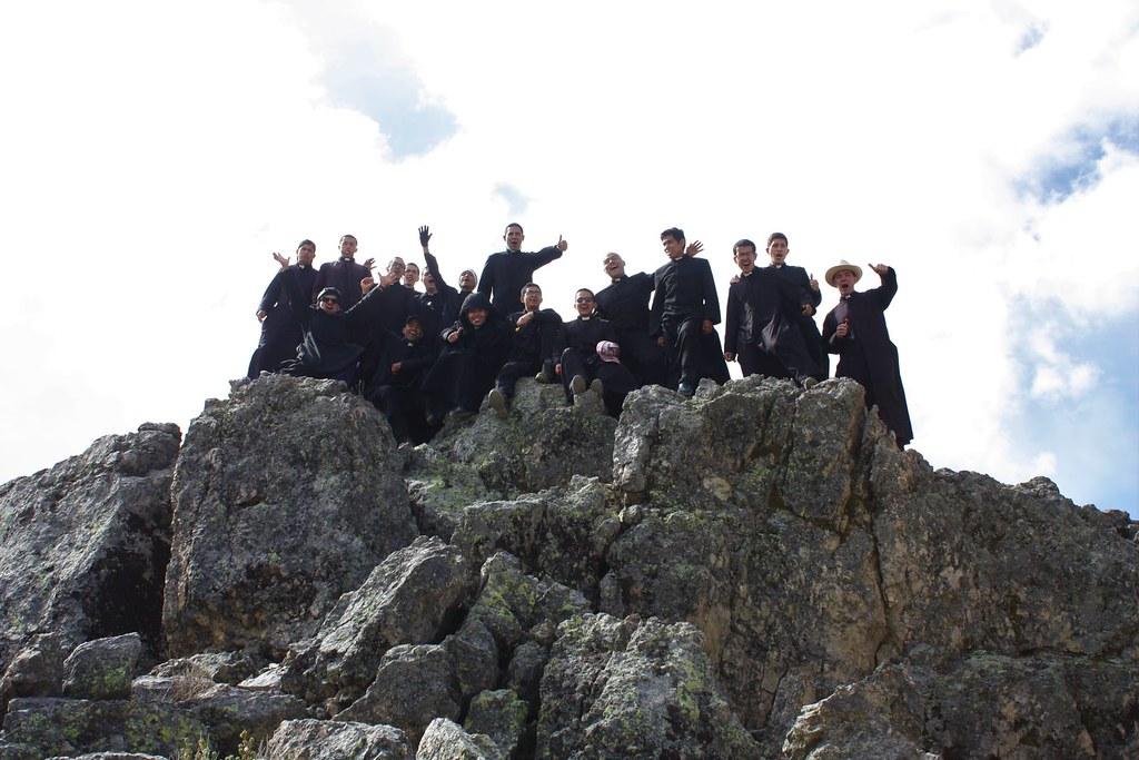 Perú – Convivencia del Seminario Mayor Beato Miguel A. Pro
