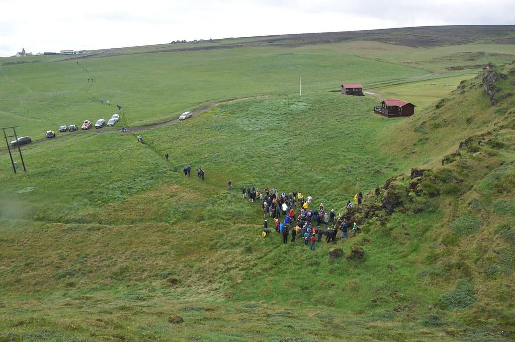 Islandia - Peregrinación a Maríulindar
