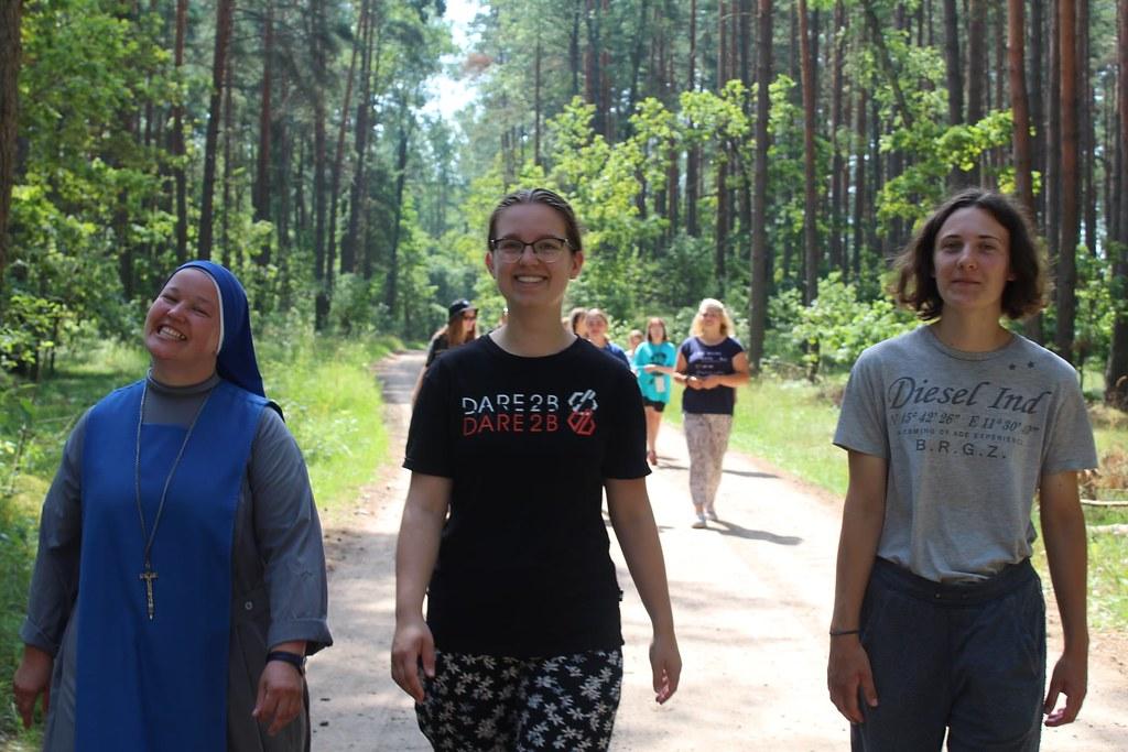 Lituania - Campamento de niñas