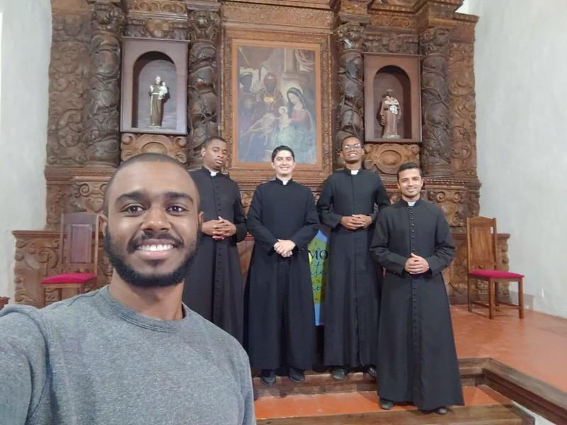 Brasil - Iglesia de los Reyes Magos