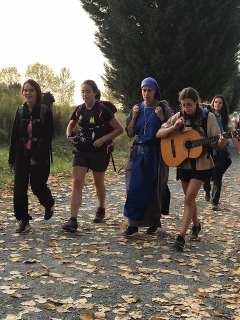 España - Camino de Santiago - Sexta etapa Palas de Rei - Arzúa 28 km