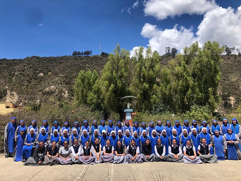 Ecuador - Casas de formación