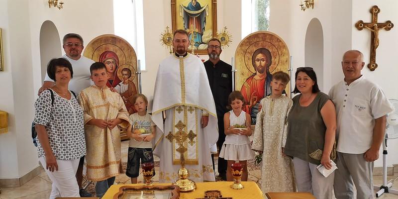 Skadovsk - Ucrania - apostolados en la parroquia