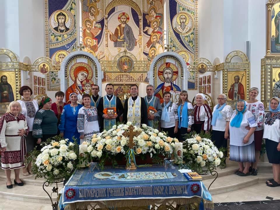 Ucrania - Asunción de la Santísima Virgen María