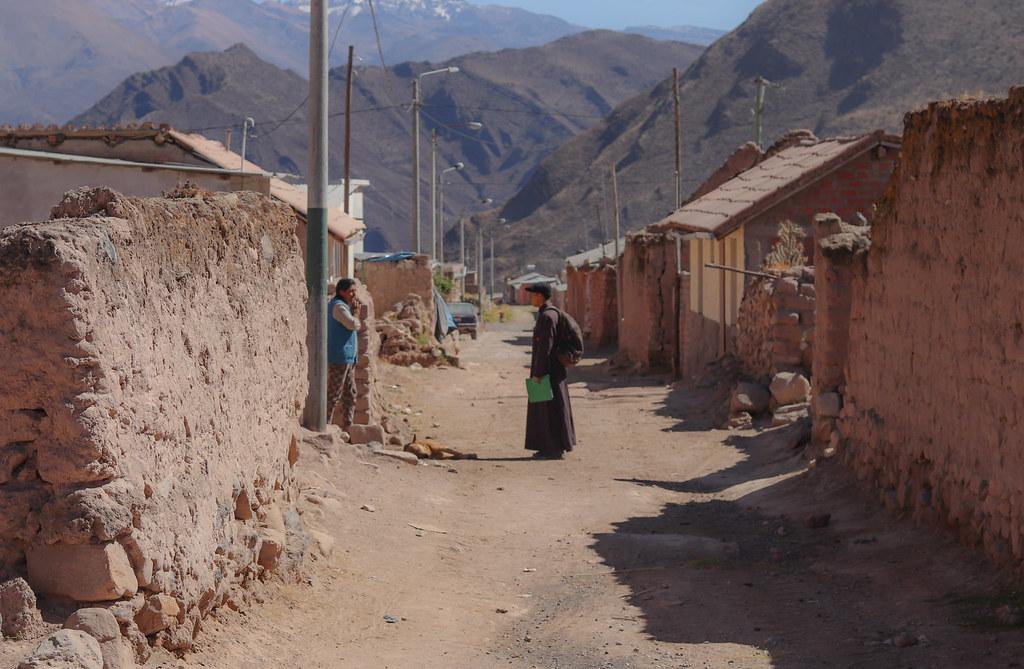 Perú - Misión popular en Huambo con las Voces del Verbo