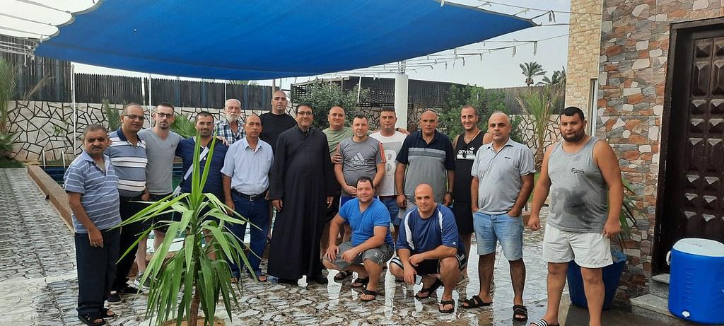 Gaza - Reunión de San José