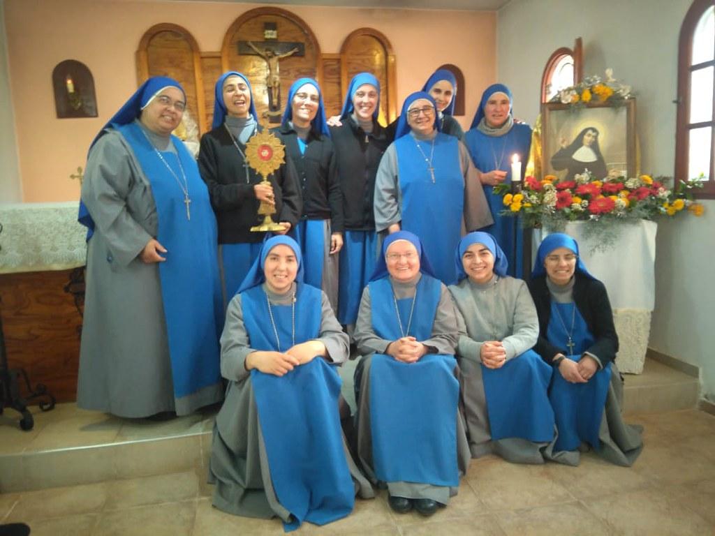 Argentina - 30 años de fundación de la Comunidad Santa Teresa Jornet