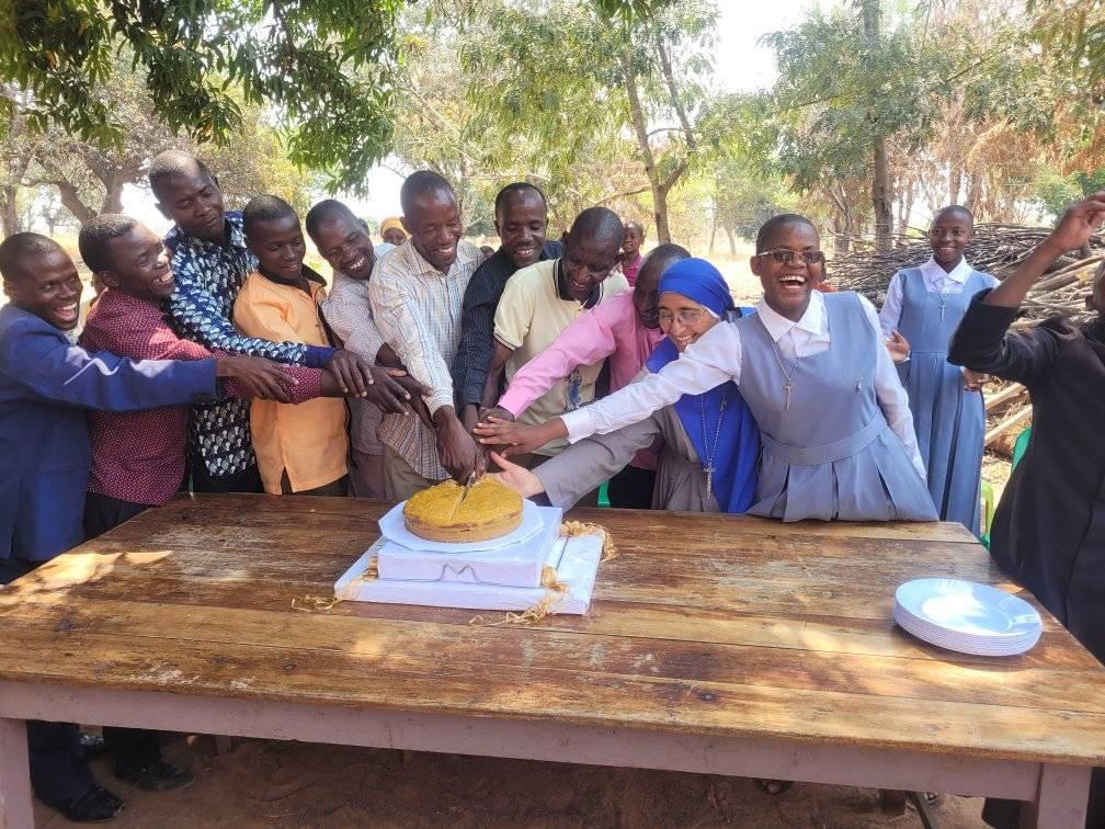 Tanzania - Fiesta de los catequistas