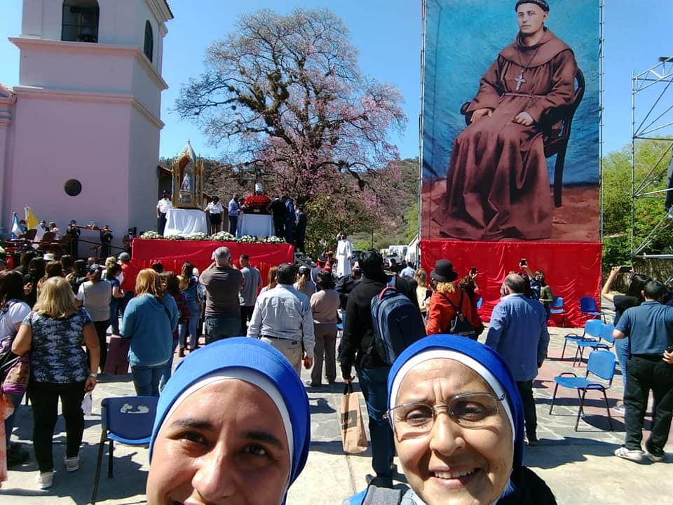 Argentina - Beatificación de Fray Mamerto Esquiú