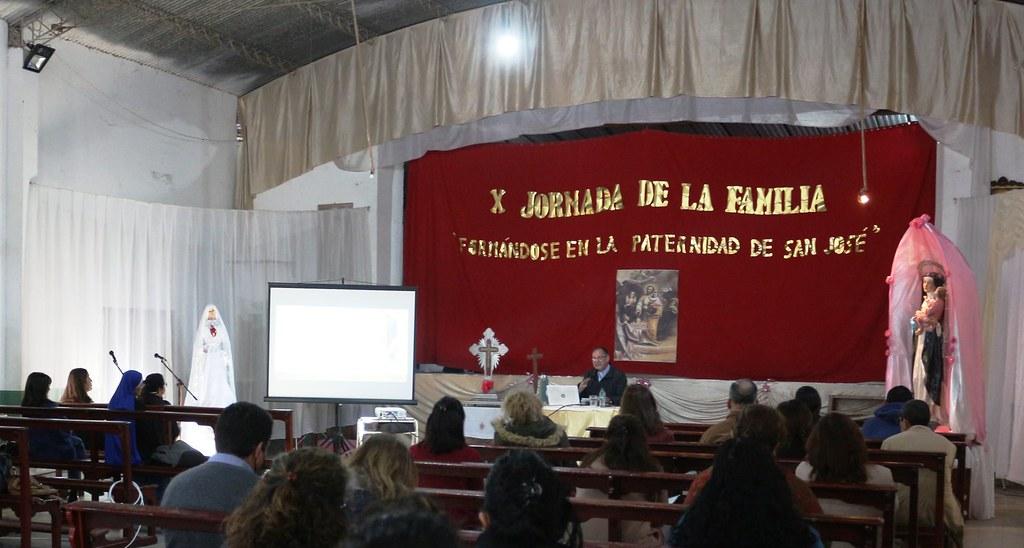 Argentina - Xº Jornada de la Familia en Suncho Corral