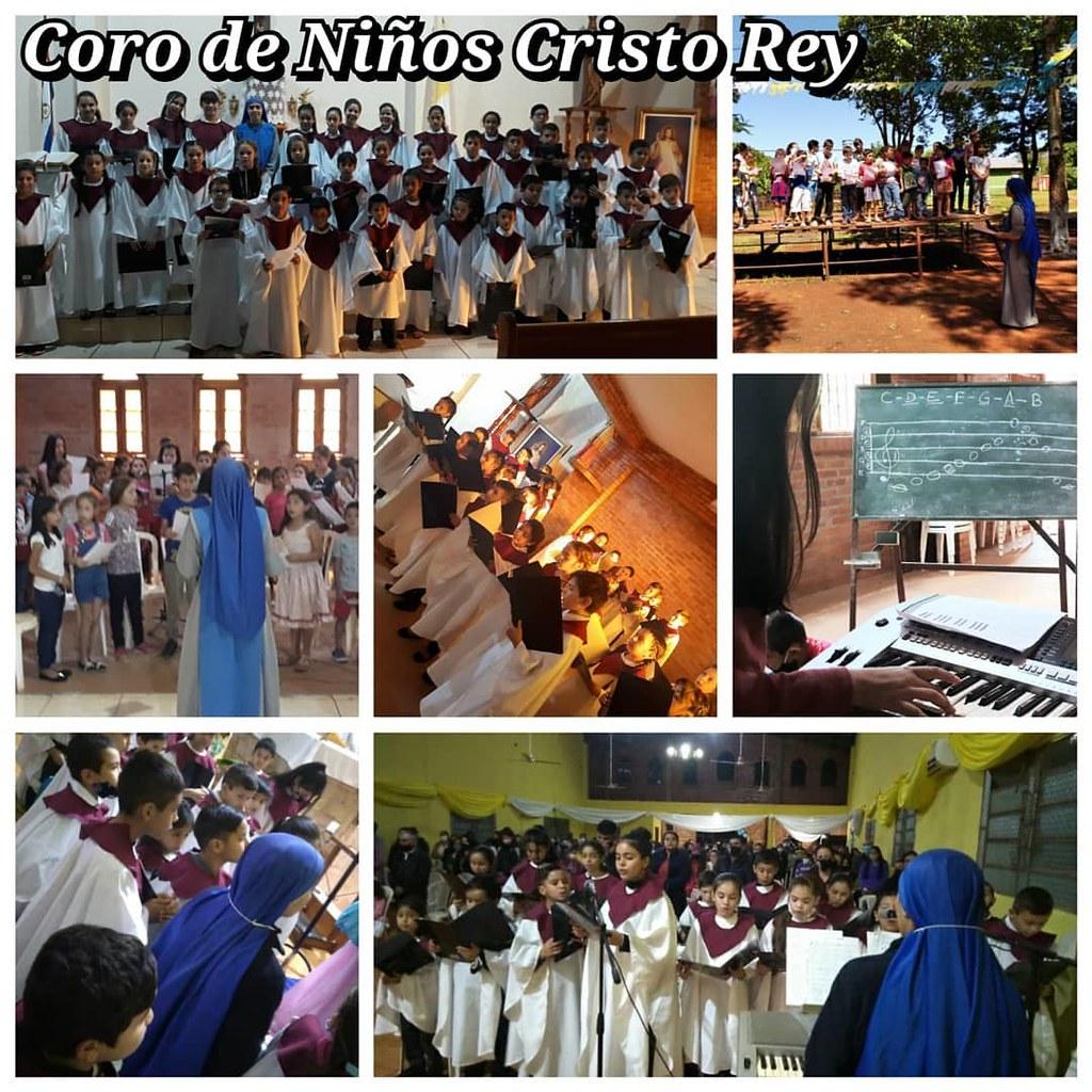 Paraguay - Coro de niños