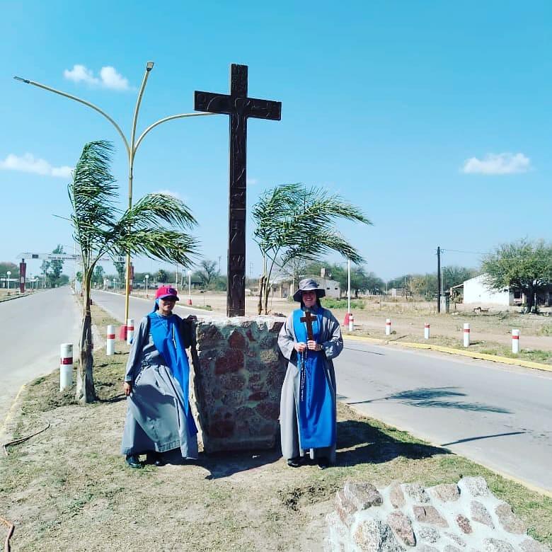 Argentina - Peregrinación a la Santa Cruz de Matará