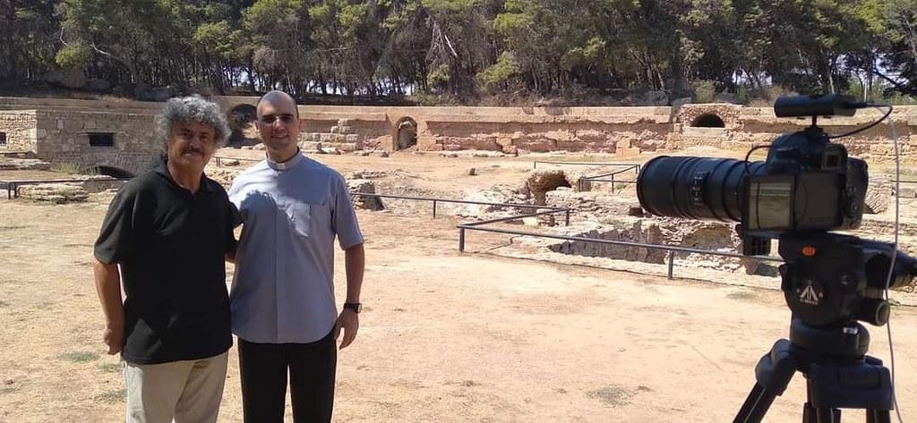 Túnez - Documental en Cartago sobre el cristianismo antiguo en Túnez