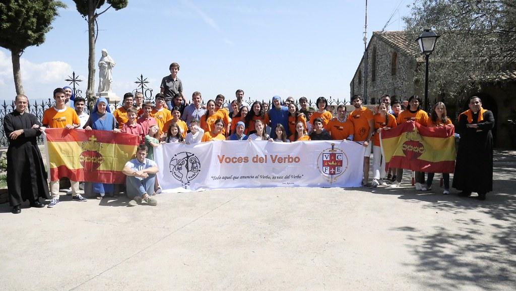 España - Encuentro Voces del Verbo en el Monasterio del Pueyo