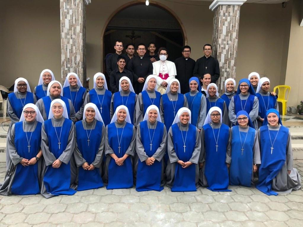 Ecuador - Santa Misión popular en Azogues