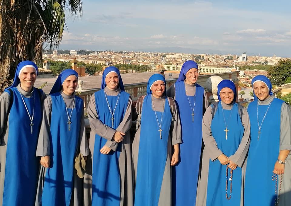 Italia - Peregrinación en Roma de la Casa Provincial