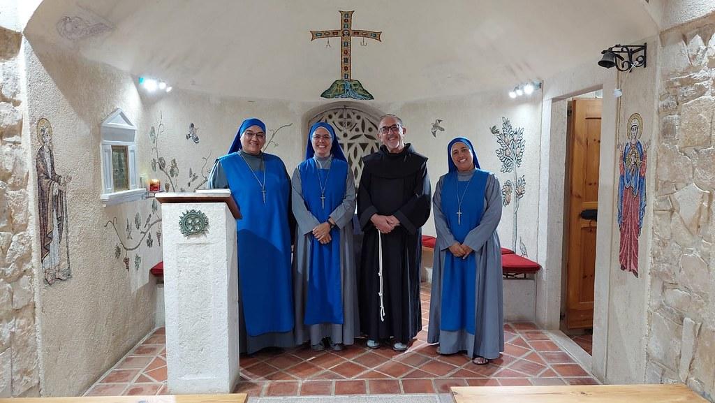 Jordania - Ejercicios Espirituales en El Monte Nebo