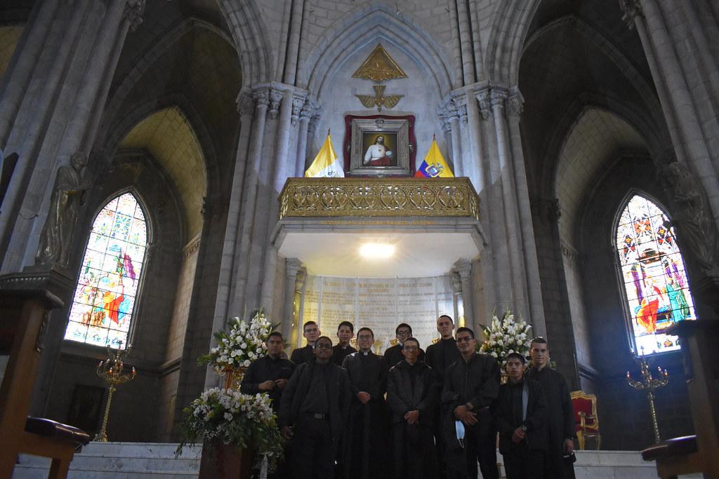 Ecuador - Peregrinación del noviciado