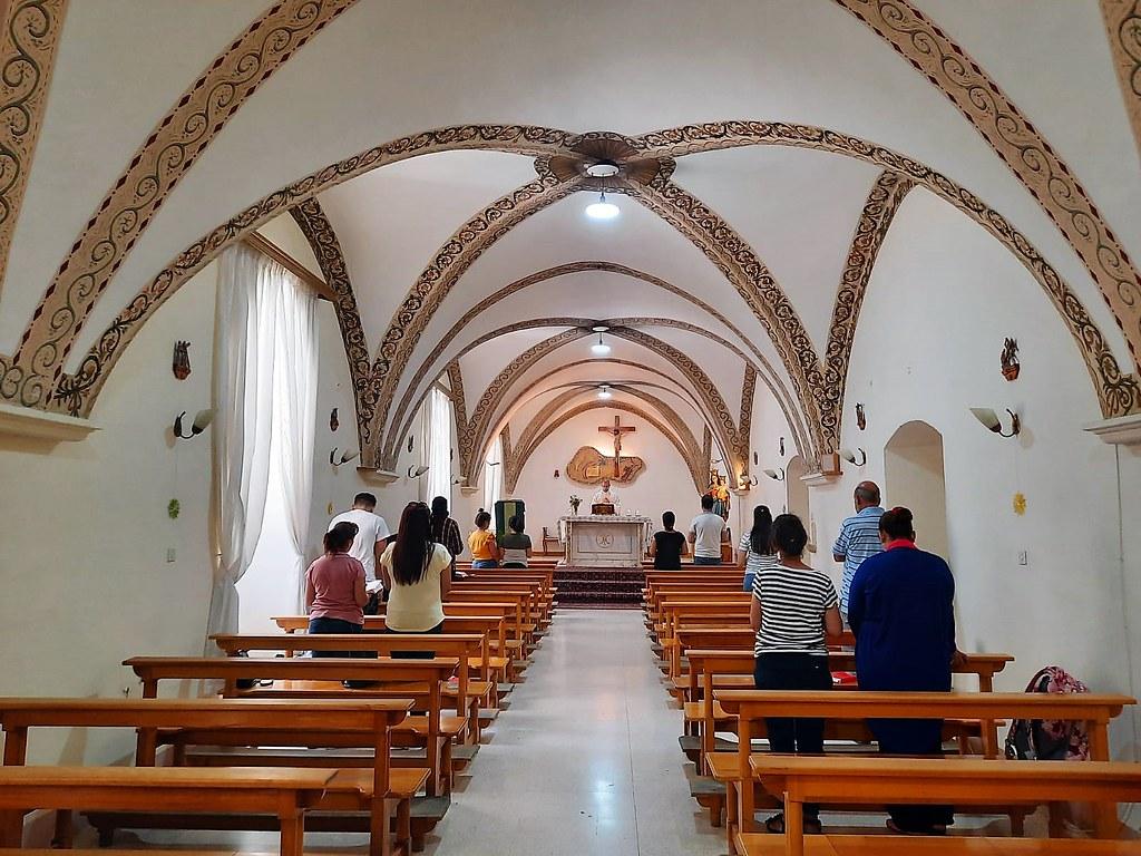 Tierra Santa - Retiro de día para los empleados del Hogar Niño Dios