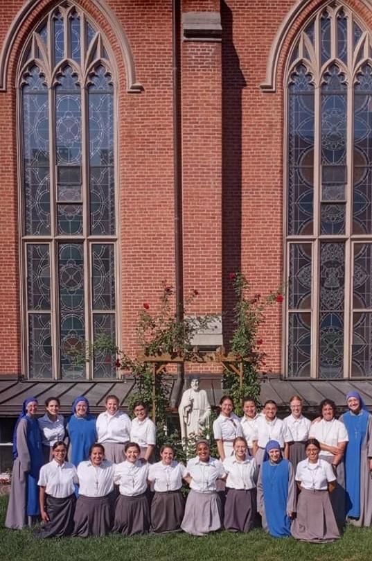 Estados Unidos - Peregrinación a pie de las siete iglesias del Noviciado