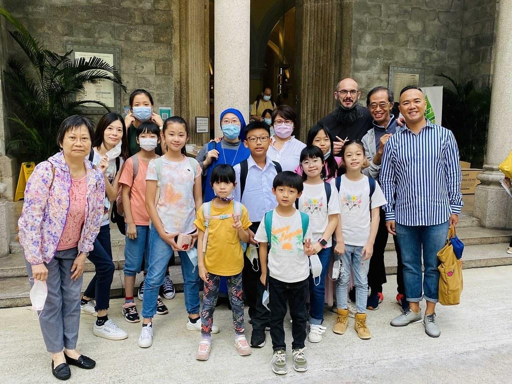 Hong Kong - Celebración del 100º aniversario de la Legión de María