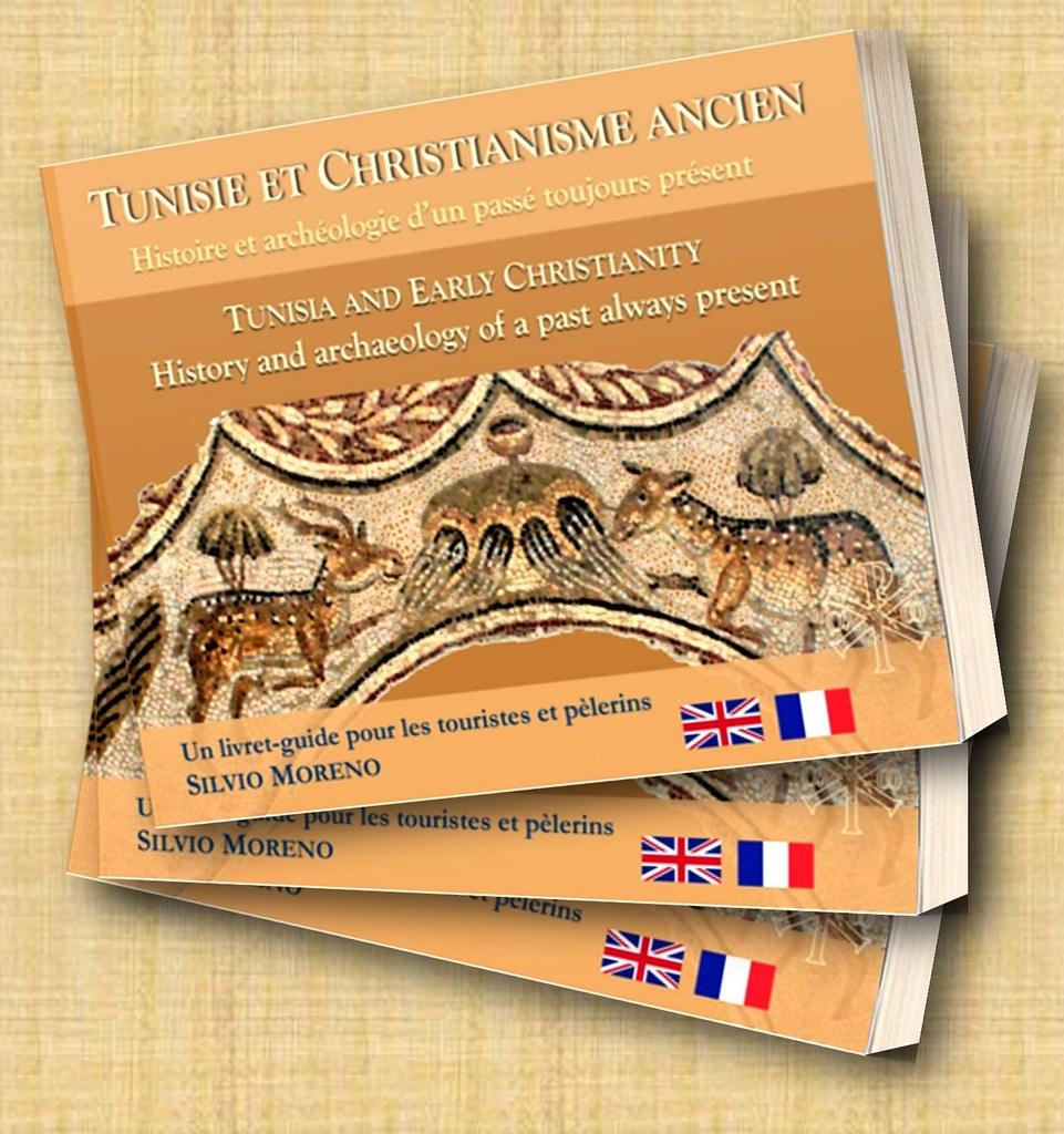 Túnez - Nueva publicación del P. Silvio Moreno sobre Túnez y el cristianismo antiguo