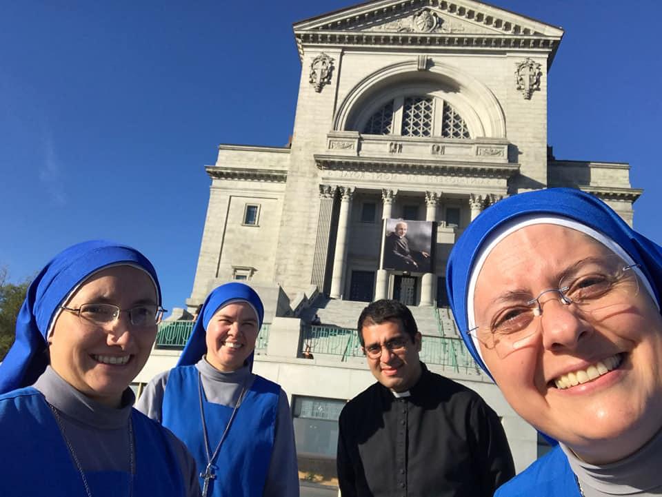 Canadá - Peregrinación al Oratorio de San José en Montreal