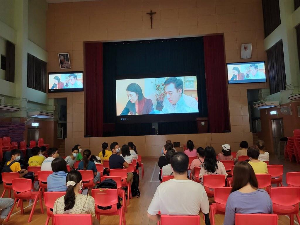 """Hong Kong - Proyección de los cortometrajes """"Amor y Vida"""""""