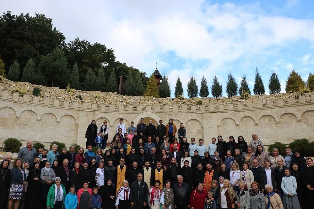 Ucrania - Reunión de los papás de nuestros religiosos