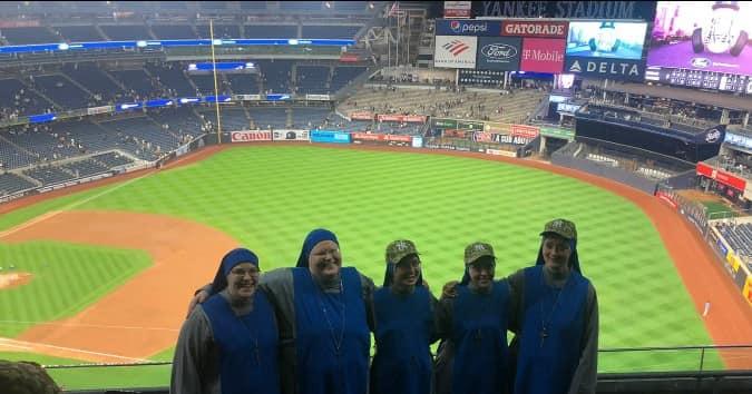 Estados Unidos - Partido de béisbol de los Yankees de Nueva York