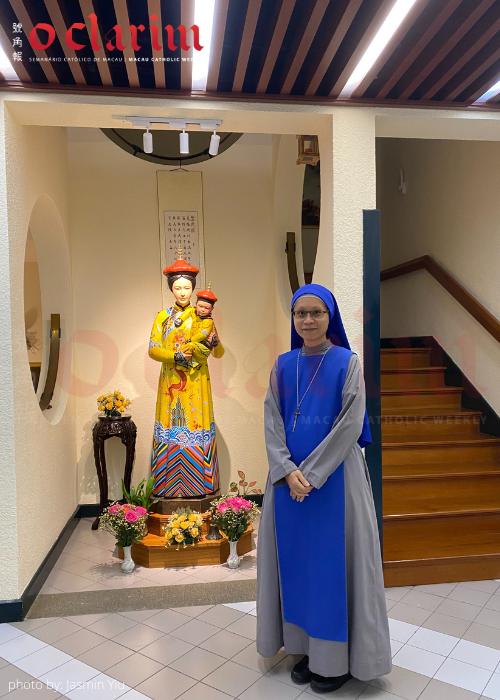 Macao - Entrevista para el semanario católico