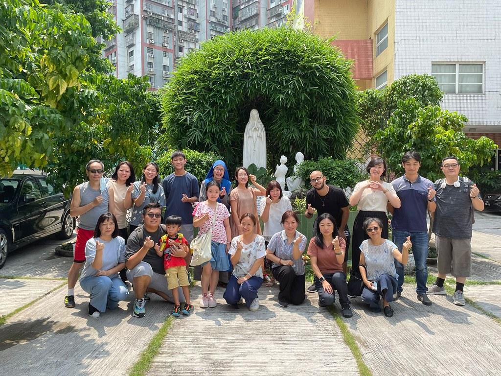 Macao - Reunión de catequistas de la Parroquia N.S. de Fátima