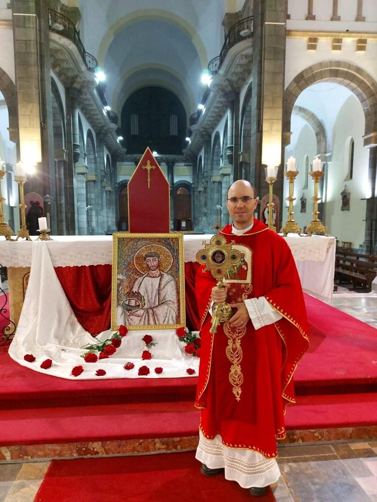 Túnez - Solemnidad de San Cipriano de Cartago en la Catedral
