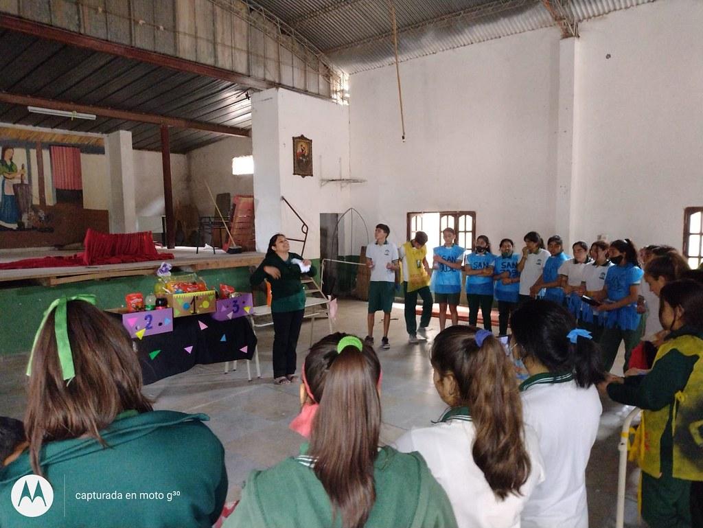 Argentina - Juegos Florales en el Bachillerato San Miguel Arcángel