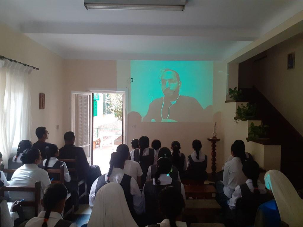 Egipto - Lectio Brevis del inicio del año académico en Alejandría