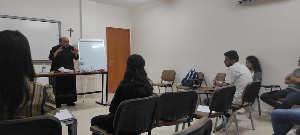"""Gaza - Centro de Formación para jóvenes cristianos """"Santo Tomás de Aquino"""""""