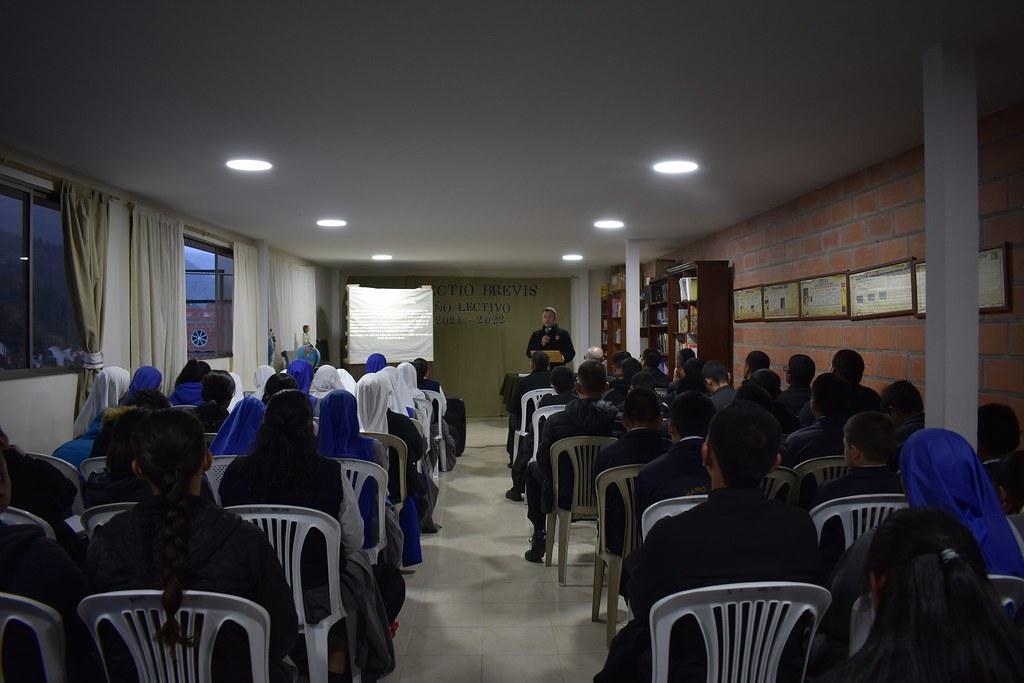Ecuador - Lectio Brevis del inicio del año académico